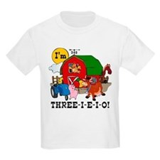 THREE-I-E-O T-Shirt