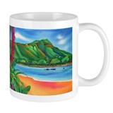 Diamond Head, Oahu Mug
