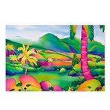 West Maui Fields Postcards (Package of 8)
