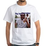 Play One For Crusher White T-Shirt