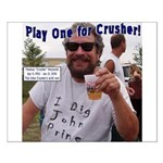 Play One For Crusher Small Poster
