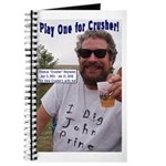 Play One For Crusher Journal