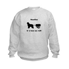 Newfoundland Draft Dog Sweatshirt