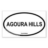 Agoura Hills Decal