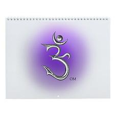Om Wall Calendar
