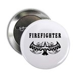 "Firefighter Tattoos 2.25"" Button (10 pack)"