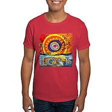 Lost TV Oceanic Sunset T-Shirt