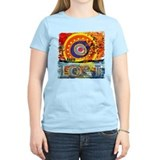 Lost TV Oceanic Sunset T-Shirt