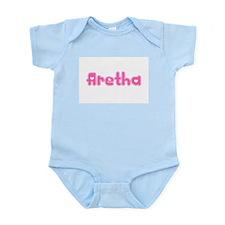 """""""Aretha"""" Infant Creeper"""
