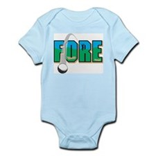 Fore! Infant Creeper