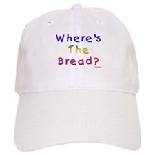 Missing Bread Passover Baseball Cap