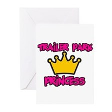 Trailer Greeting Cards (Pk of 10)
