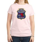 FBI Baltimore Division Women's Light T-Shirt