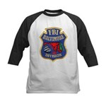 FBI Baltimore Division Kids Baseball Jersey