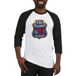 FBI Baltimore Division Baseball Jersey