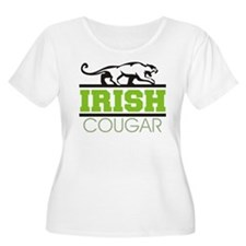 Irish Cougar T-Shirt
