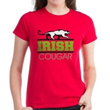 Irish Cougar Tee