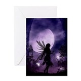 Dancing in the Moonlight Greeting Card