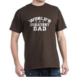 World's Greatest Dad Tee-Shirt