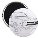 "Cute Holden 2.25"" Magnet (100 pack)"