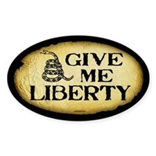Give Me Liberty Decal