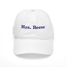 Mrs. Reese Baseball Cap