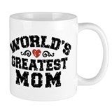 World's Greatest Mom  Tasse