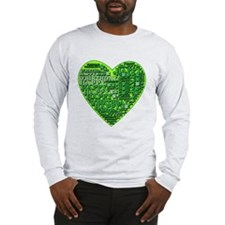 St Patricks Happy O'Birthday Long Sleeve T-Shirt