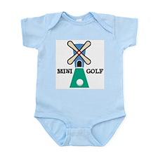 Mini Golf Infant Creeper