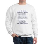People Say To Climbers Sweatshirt
