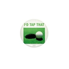 I'd Tap That Mini Button (10 pack)