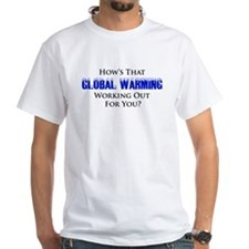 Global Warming or Icing Shirt