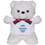 1st Birthday Prince TYLER! Teddy Bear