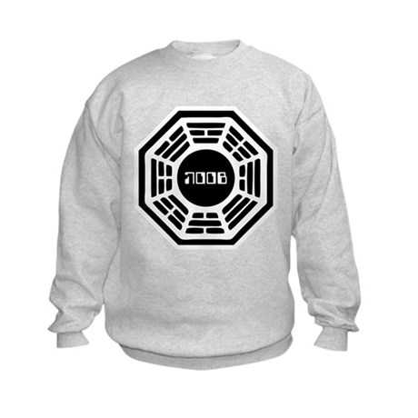 Dharma Noob Kids Sweatshirt