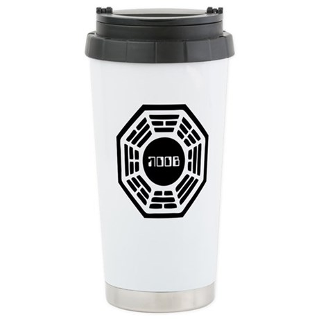 Dharma Noob Ceramic Travel Mug