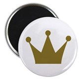 "Crown 2.25"" Magnet (100 pack)"