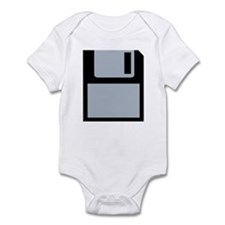 Floppy disk Infant Bodysuit
