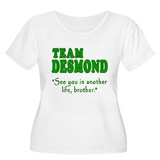 TEAM DESMOND with Quote T-Shirt
