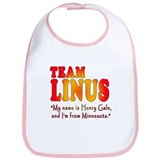 TEAM LINUS with Ben Linus Quote Bib
