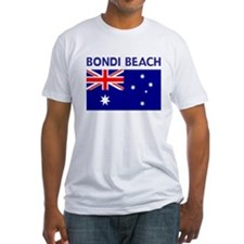 LOST Bondi Beach Fitted T-Shirt
