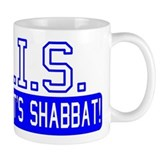 Thank God It's Shabbat! Mug