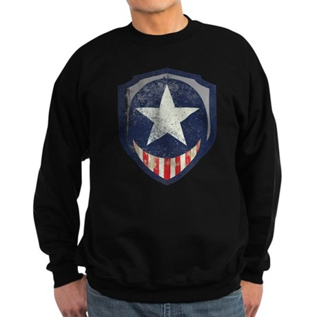 Captain Liberty Vintage Sweatshirt (dark)