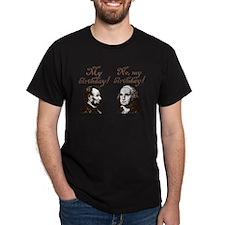 Presidents' Birthday T-Shirt