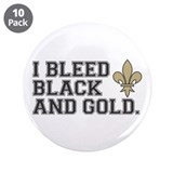 "Cute New orleans world champions 3.5"" Button (10 pack)"