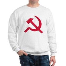 Hammer and sickel Sweatshirt