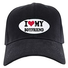 I love my boyfriend Baseball Hat