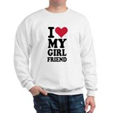 I love my girlfriend Jumper