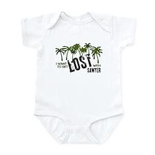 I want to get LOST with SAWYE Infant Bodysuit