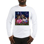 BEAGLE valentine Long Sleeve T-Shirt