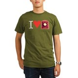 Love Toast T-Shirt